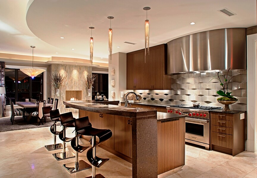 project st regis Buckhead Atlanta dining Kitchen