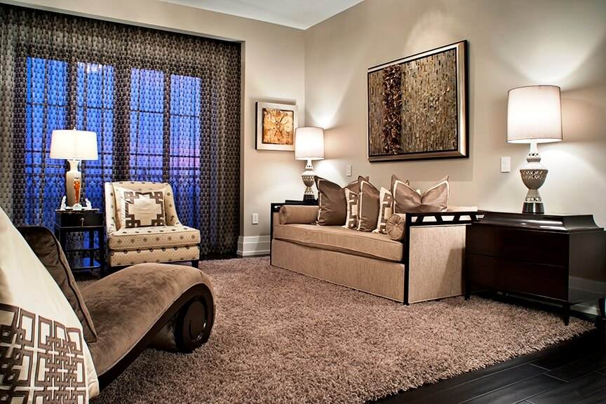 project st regis Buckhead Atlanta master bedroom